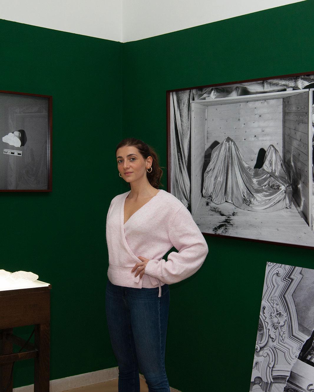 Innovate Grant Winner Giulia Parlato